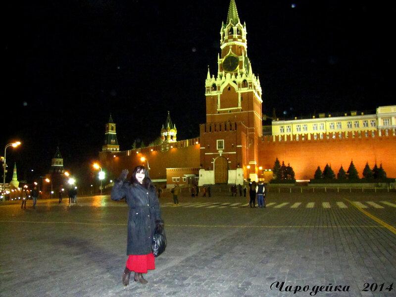 1301.13 Красная площадь