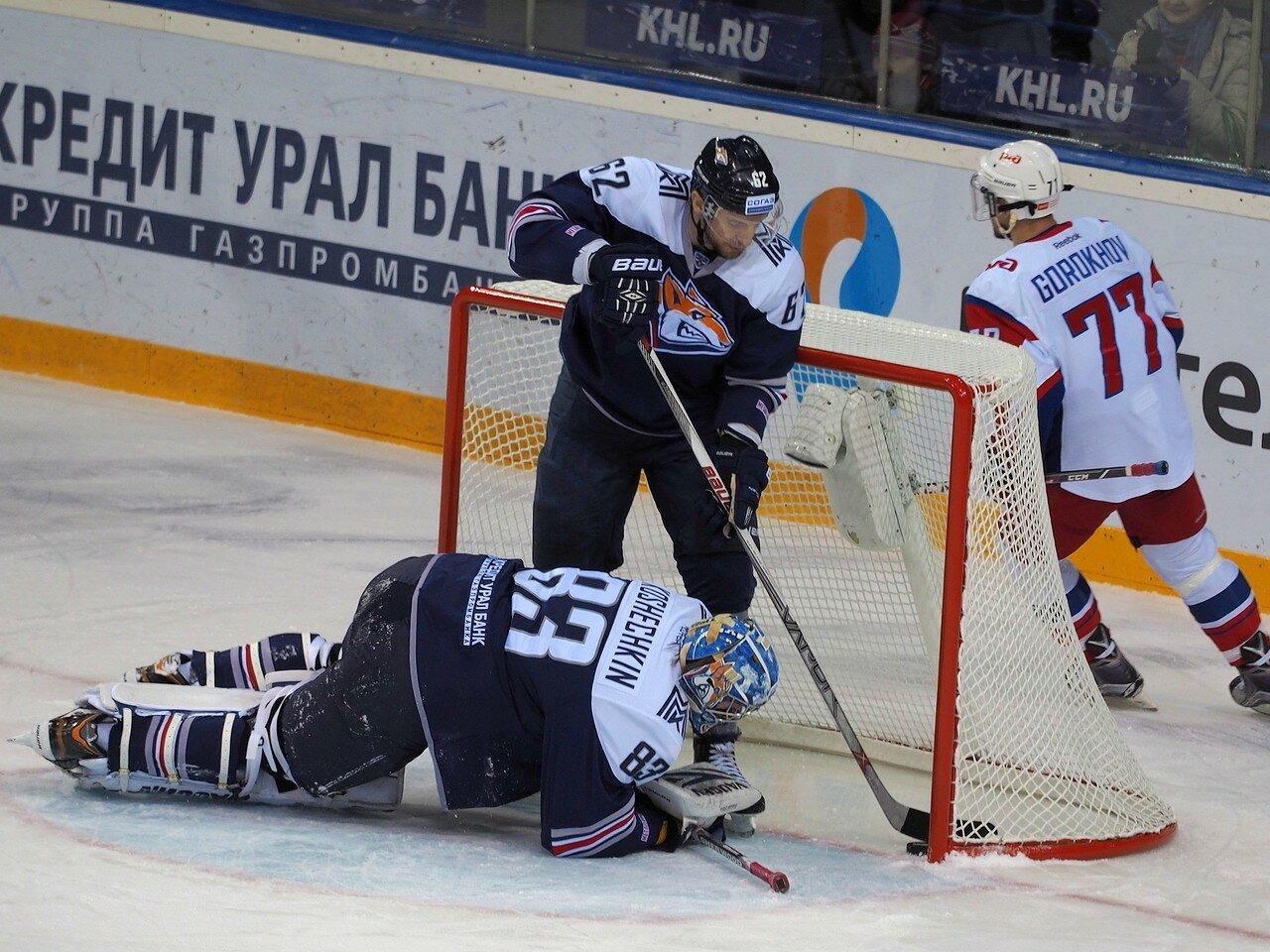 Металлург - Локомотив 15112015