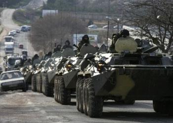 По последним подсчётам в Крыму находятся 19 тыс. российских военных