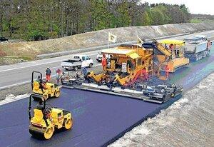 Технологии дорожного строительства в наше время