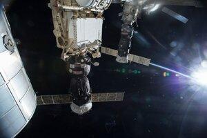 18 мая специалисты проведут вторую коррекцию МКС
