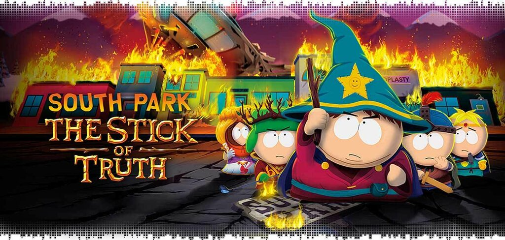 South Park. The Stick of Truth