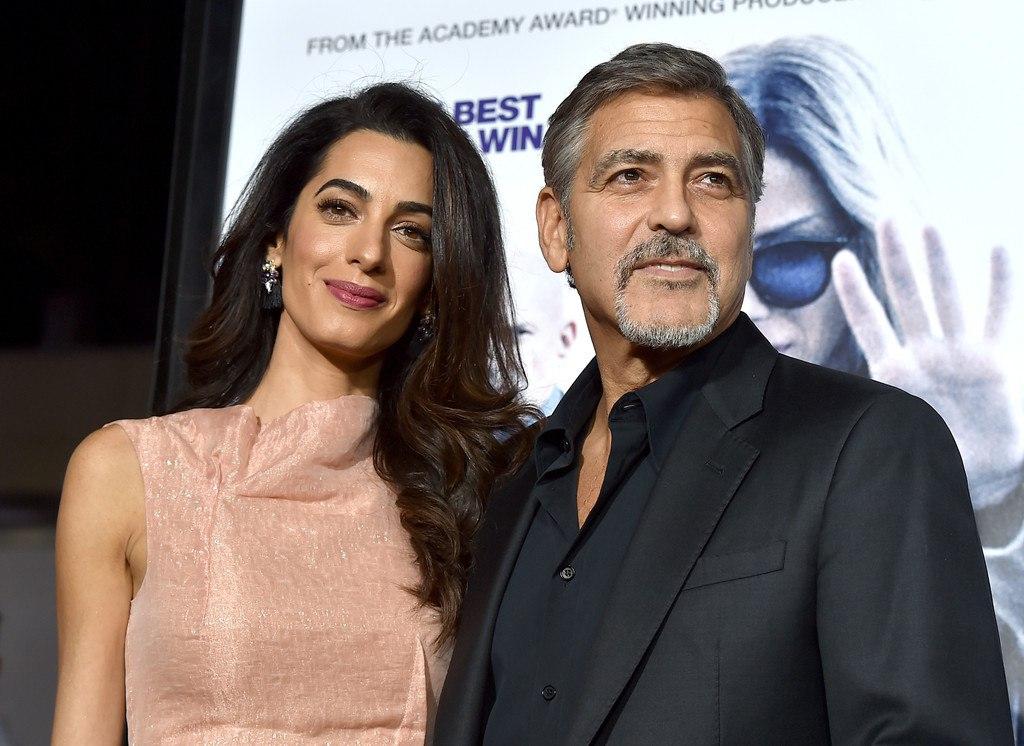 Амаль Клуни скоро станет мамой