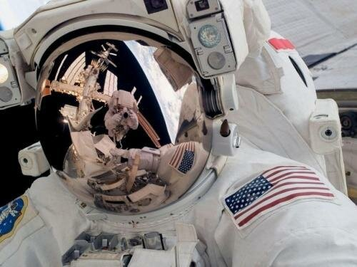 школа астронавтов