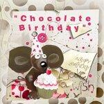 SK Chocolate Birthday