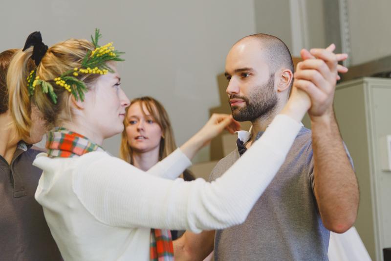 Мастер-класс от агентства NEstandart Wedding «Основы свадебного танца»