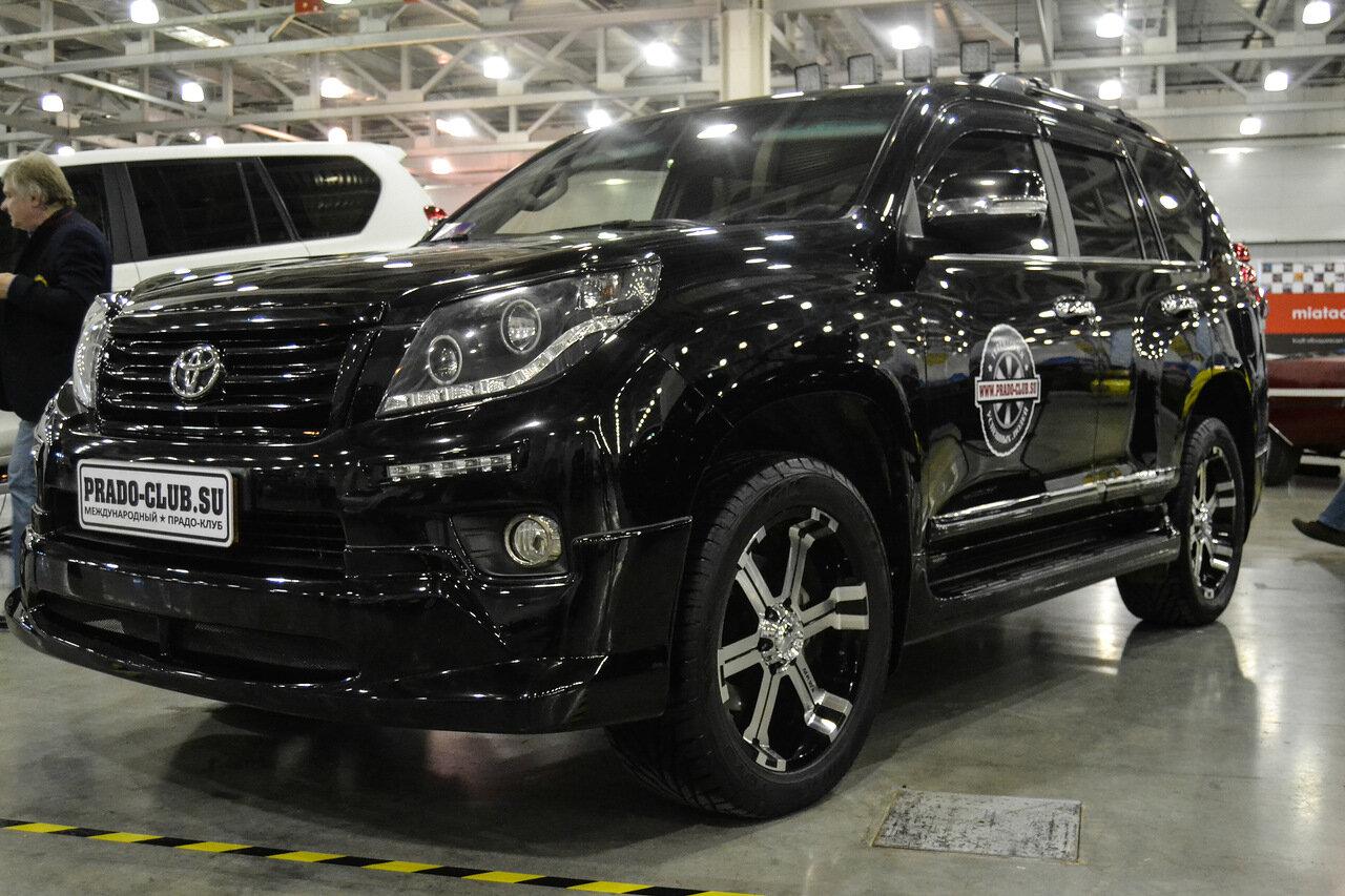 Toyota Land Cruiser PRADO 150 - Прадо