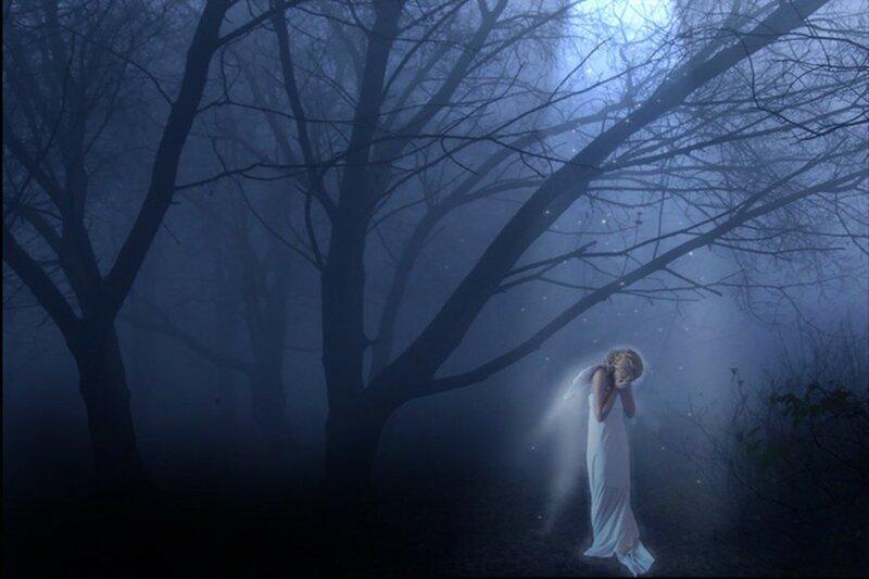 Сказка об Ангеле и Тени