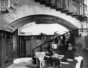 Лестница в особняке М.К.Покотиловой.