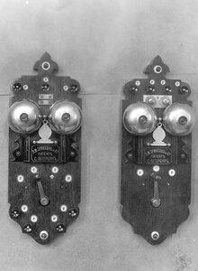 Внешний вид коммутатора на три направления, служащего для установки промежуточных аппаратов.