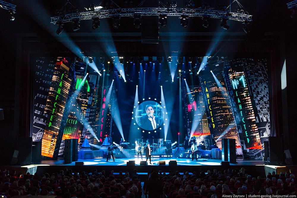 Концерт Григория Лепса в Крокус Сити Холл