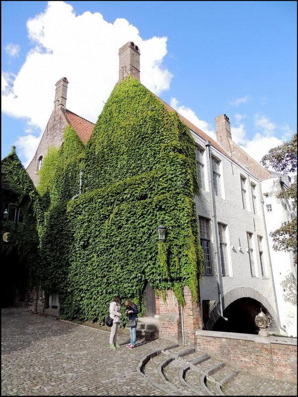 Brugge 9474 Gruuthuse Binnenhof