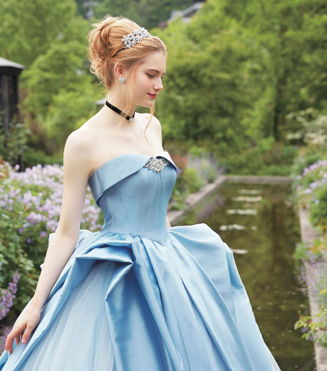 Disney Japan launches its wedding dresses inspired by the famous princesses