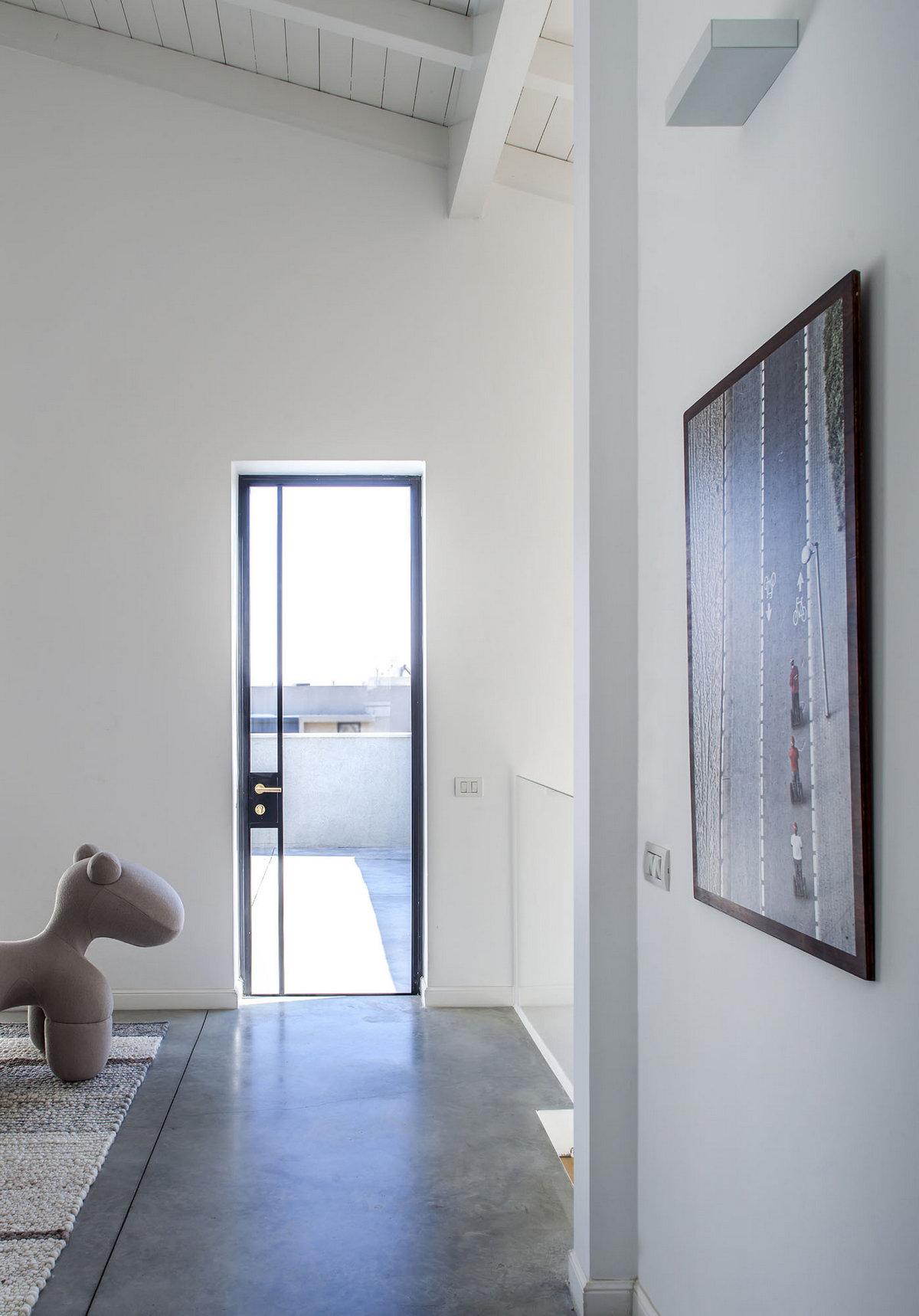 Henkin Shavit Architecture & Design, особняки в Израиле, обзоры частных домов, Лохамей-ха-гетаот, недвижимость в Израиле, New Kibbutz Family House