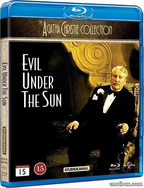 Зло под солнцем / Evil Under The Sun (1982/HDRip)
