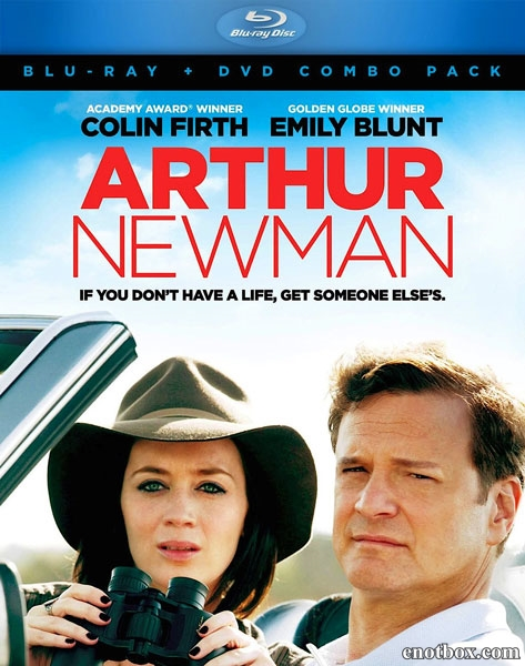 Артур Ньюман, профессионал гольфа / Arthur Newman (2012/BDRip/HDRip)