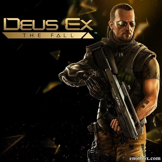 Deus Ex: The Fall (2014/ENG/Full/Repack)