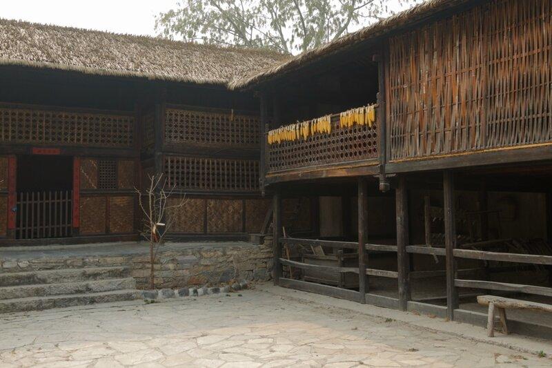 Жилой дом народности ачан, Парк национальностей, Пекин
