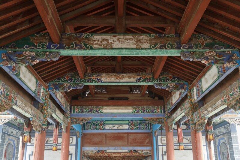 Мост Миньцзу, Парк национальностей, Пекин