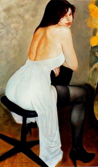 Берегите свою исключительность! Женственные формы Пола Лоренци +21!