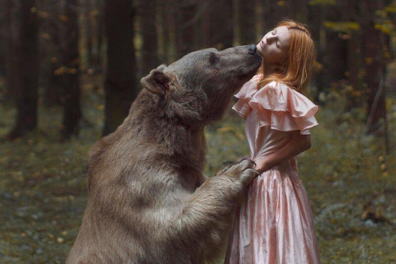 Невероятные фотографии Екатерины Плотниковой