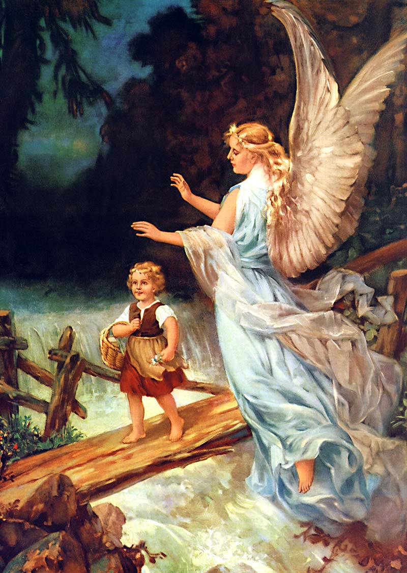 картинки к притче про ангела визуальной