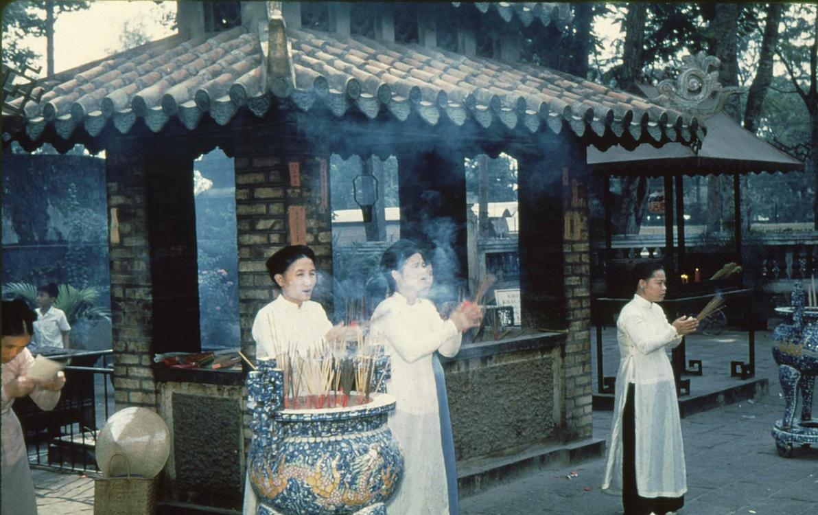 10. Мавзолей Ba Chieu