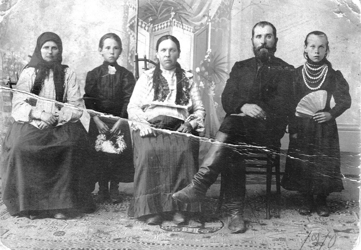 Переселенцы из Пензенской губернии в Петропавловске