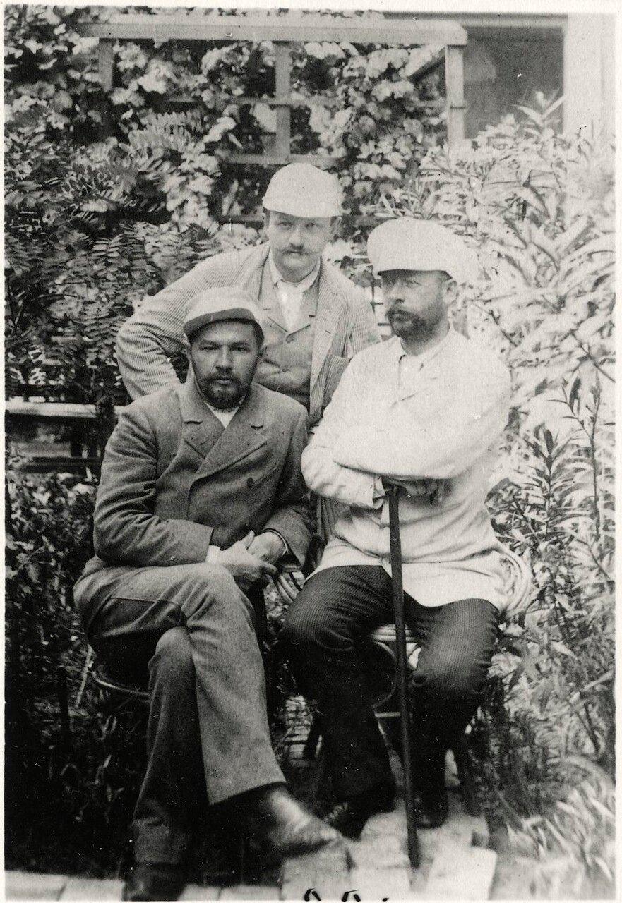 Холера 1892 году в Баку. Врачи Хагелин, Штейн и Секубенко