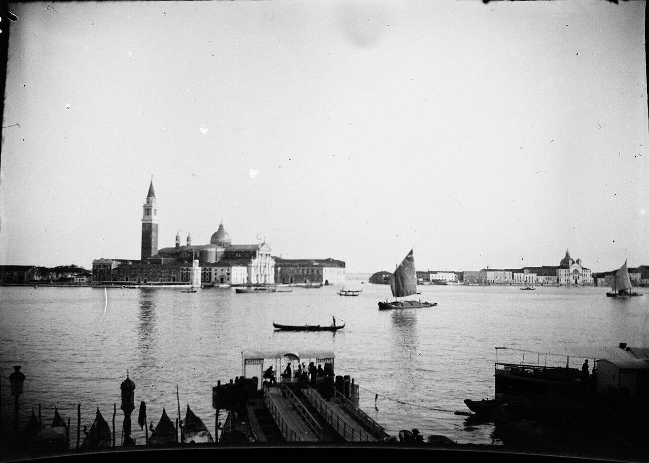 1900. Венеция.  Гавань