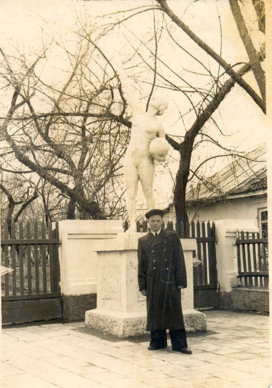 1955-1959. Старый парк отдыха