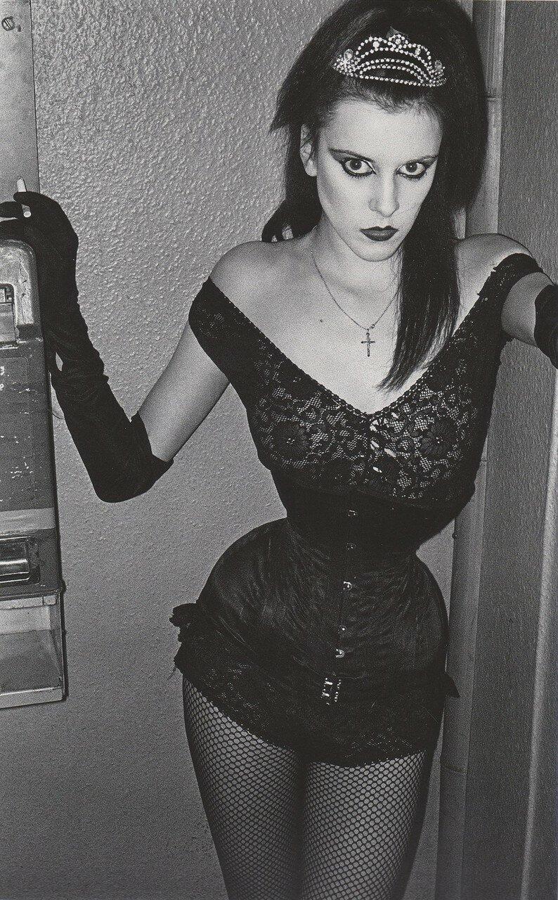 1980. Джулия в клубе «Le Beat Route»