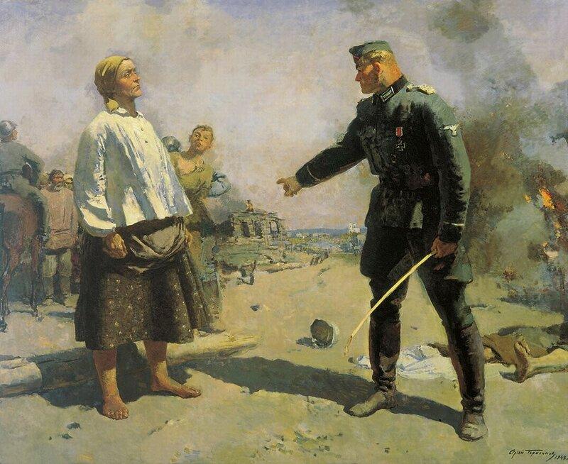 партизанская война, партизаны ВОВ, красный партизан, советские партизаны
