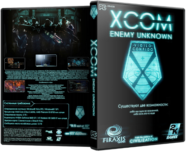 XCOM: Enemy Unknown - The Complete Edition (2012) PC | RePack от R.G. Catalyst