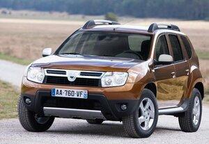 Новый Renault Duster получит семиместный вариант