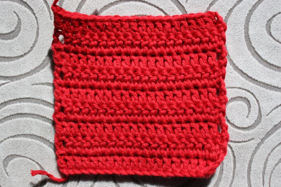 Техника вязания что такое вязания без накида