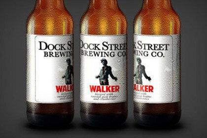Сериал о зомби породил идею выпуска пива, в которое добавлены козьи мозги
