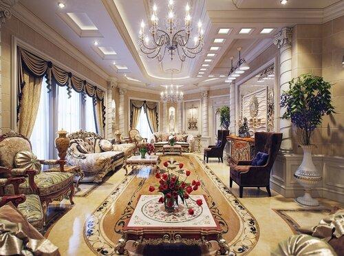 Элитные квартиры дизайн москва