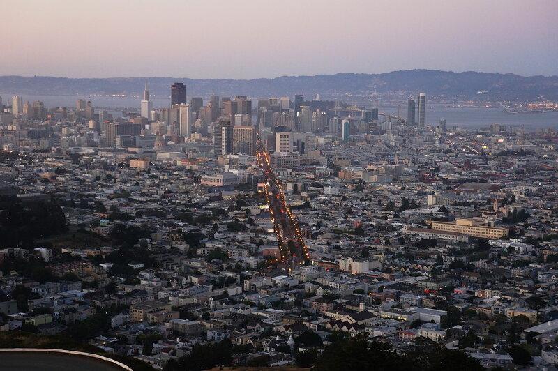 San Francisco /  Сан Франциско