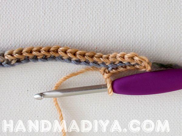 Вязаный чехол для планшета. Crochet - Case for tablet