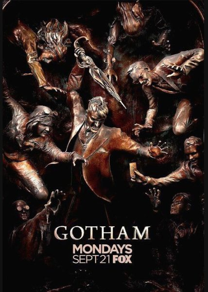 Готэм / Gotham (2 сезон/2015/WEB-DLRip)