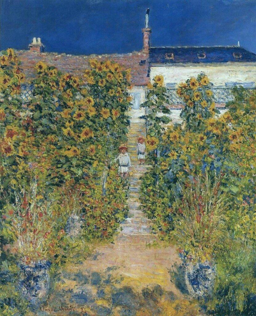 Французский художник Оскар Клод Моне ( 1840—1926).. Обсуждение на  LiveInternet - Российский Сервис Онлайн-Дневников