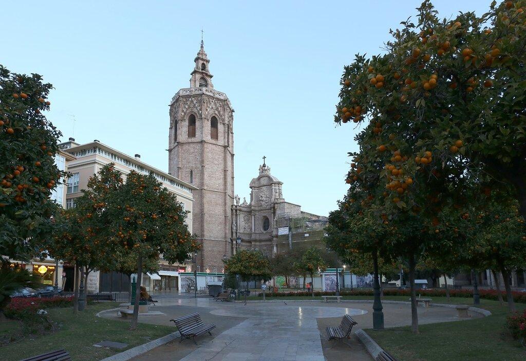 Валенсия, Кафедральный собор