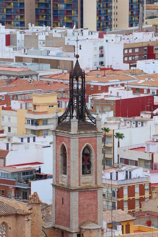 Сагунто. Церковь Святой Марии (Iglesia de Santa María)
