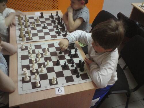 шахматы турнир 5