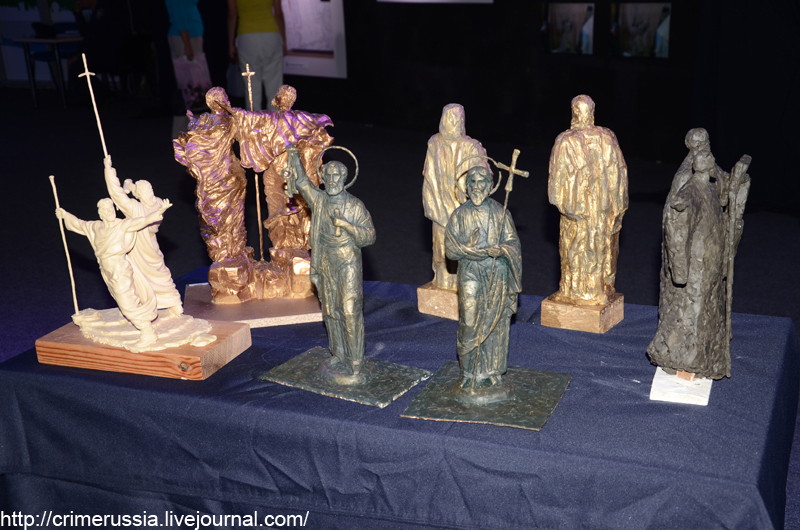 скульптура святого петра и андрея