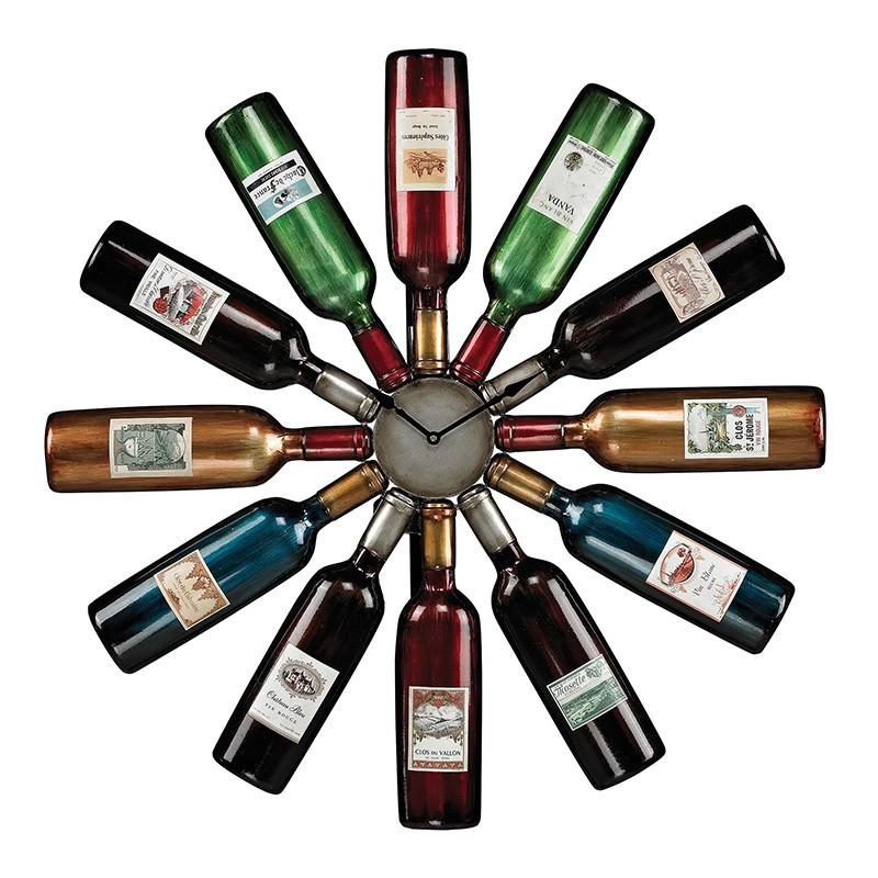 20. Часы. Который там час? Время пить вино!
