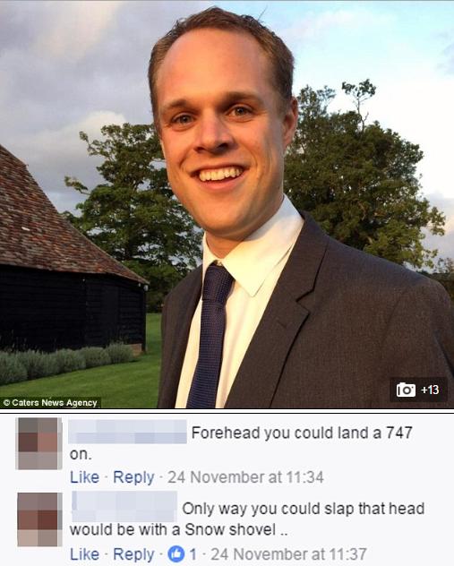 Комментарии пользователей: «На такой лоб можно посадить