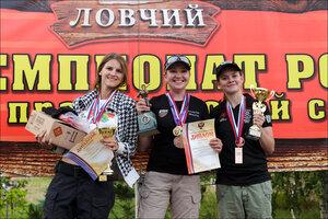 Интервью спобедительницей Чемпионата России 2014 поружью Марией Шварц