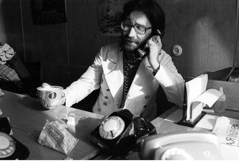 30. Юрий Шевчук, Москва 1987